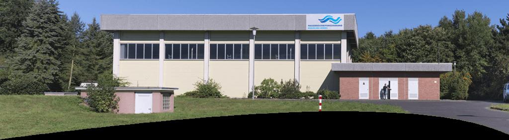 Bild Gebäude Wasserbeschaffungsverband Wesseling-Hersel
