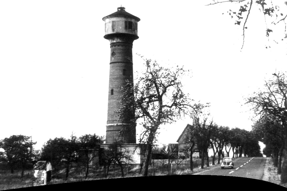 1906 - Wasserturm